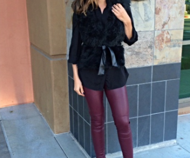 It's All About the Faux!
